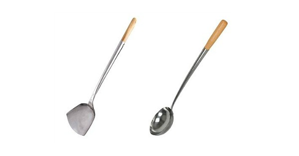 Spatula and Ladle Set