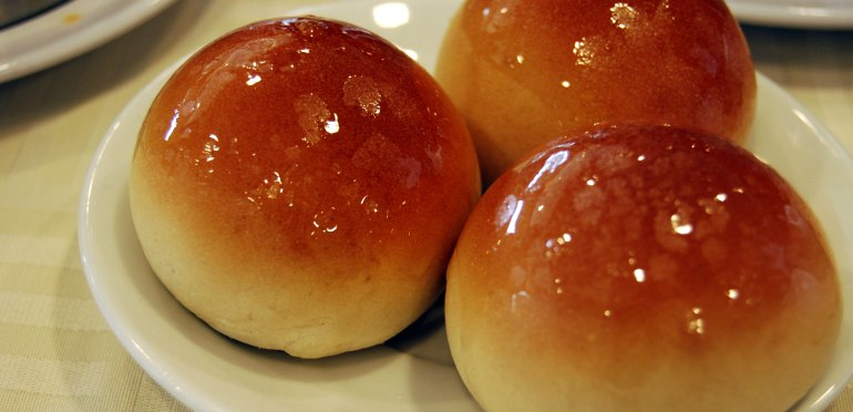 How to Make Baked Pork Buns