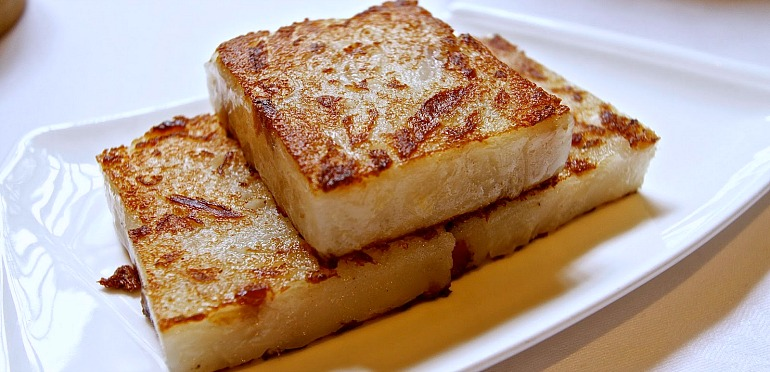 How to Make Pan Fried Turnip Cake