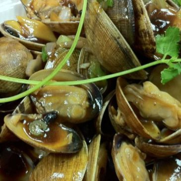 How to Make Clams in Black Bean Sauce