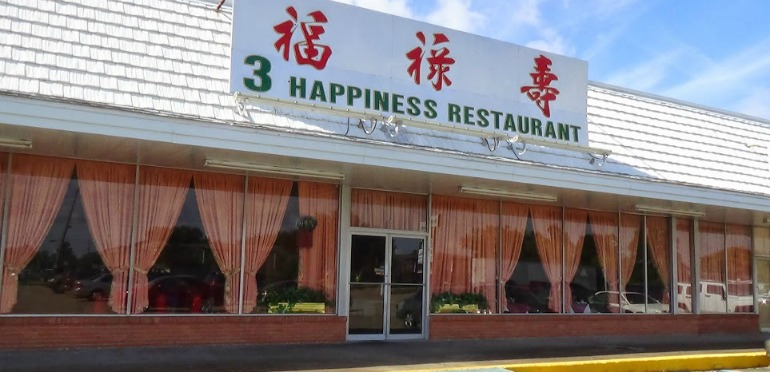 Three Happiness Restaurant