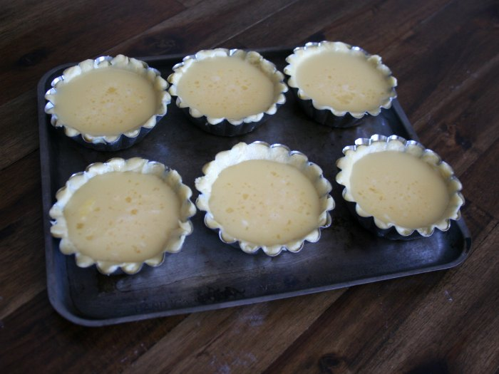 Homemade Egg Tarts May Be The Perfect Afternoon Snack